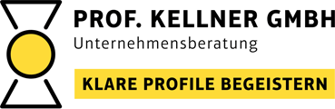 Prof. Kellner GmbH Unternehmensberatung - Logo